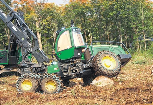 Québec dévoile sa vision forestière