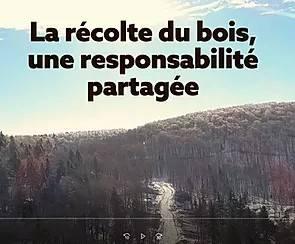 Laurentides : De nouveaux outils pour mieux comprendre la foresterie
