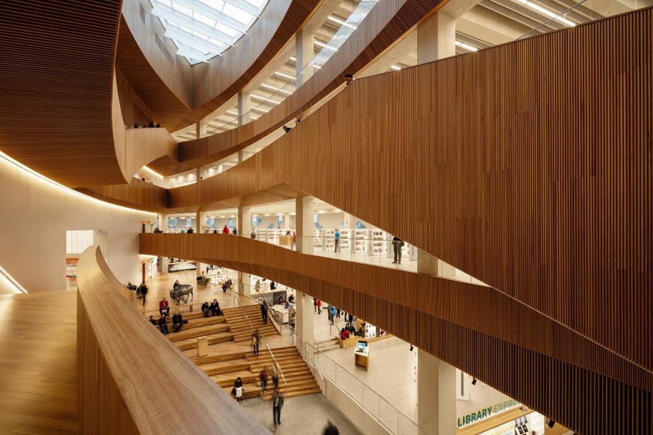 Les bibliothèques publiques se réinventent