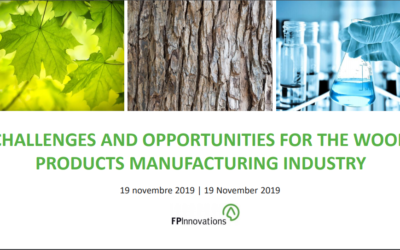 Challenges And Opportunities For The Wood Products Manufacturing Industry
