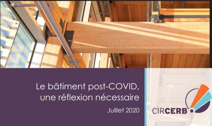 Le bâtiment post-COVID, une réflexion nécessaire