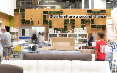 IKEA rachète ses vieux meubles