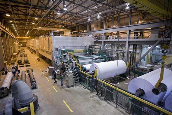 Domtar met fin à la production de 2 machines à papier aux USA