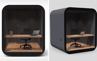 Studypod: An Home Office in Your Backyard
