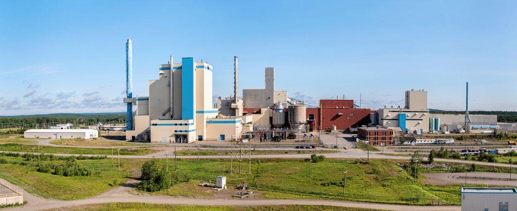 L'usine de pâte kraft relancée à Lebel-sur-Quévillon