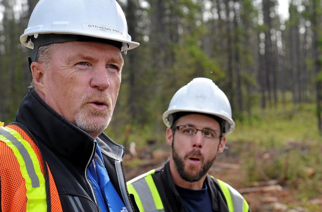 Les opérateurs forestiers inexpérimentés coûtent cher aux entreprises
